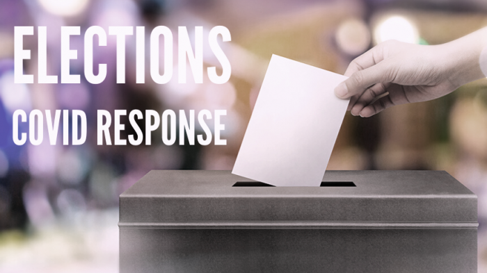 HARNESSING THE PANDEMIC TO IMPROVE ELECTIONS