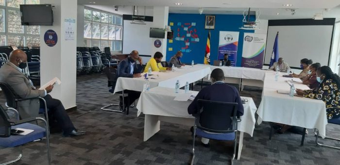 UHRC meets Uganda Communications Commission over Equal Media Opportunity in the upcoming General Elections