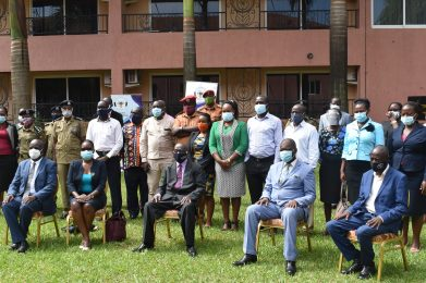 Commission embarks on Popularization Of Human Rights Enforcement Act, 2019