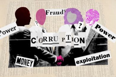 HOW CORRUPTION AFFECTS THE ENJOYMENT OF HUMAN RIGHTS
