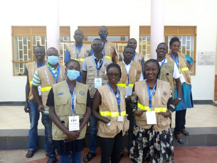 UHRC team ready for National Election Observation