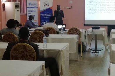 UHRC/OHCHR Election Monitoring Training 2021