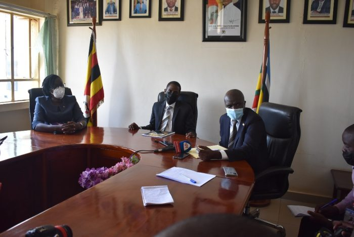 Uganda Human Rights Commission Pays Courtesy Call on New Attorney General