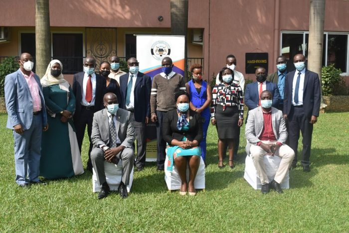 Uganda Human Rights Commission trains KCCA political leaders in drafting HRBA Ordinances to eliminate Gender Based Violence (GBV)